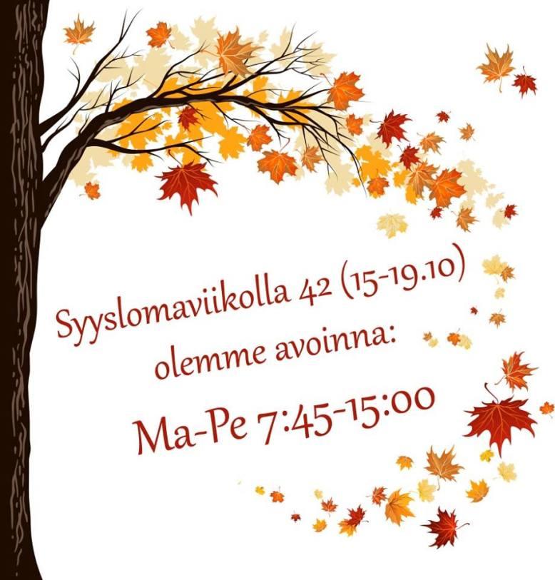 syysloma